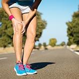 膝蓋靭帯炎の治療